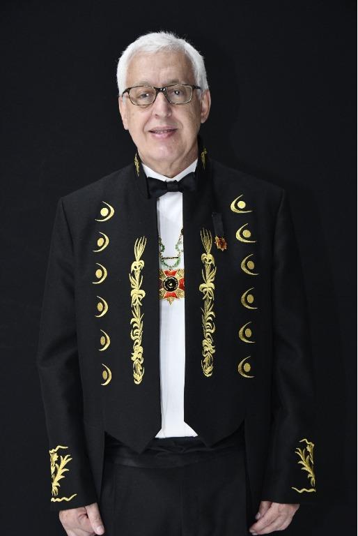 ACADEMIA BRASILEIRA DE EVENTOS E TURISMO DISCURSO DE POSSE NA CADEIRA 30