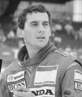 Airton Senna – Cadeira 20